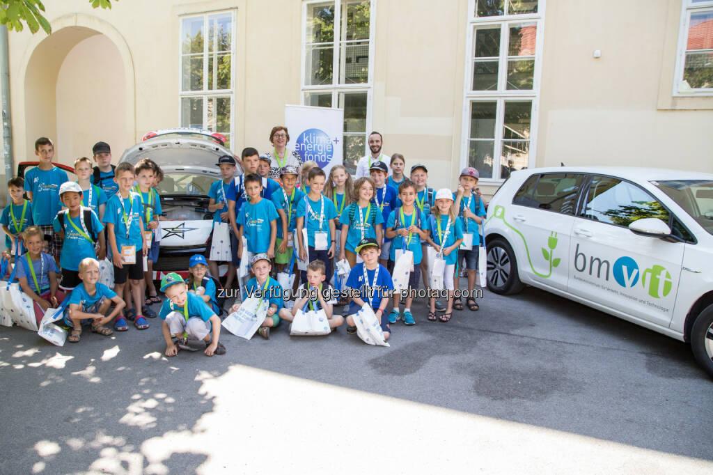 Klima- und Energiefonds: Heute stecke ich das Auto statt des Handys an die Steckdose! (Fotocredit: Klima- und Energiefonds/APA-Fotoservice/Juhasz), © Aussender (20.07.2017)