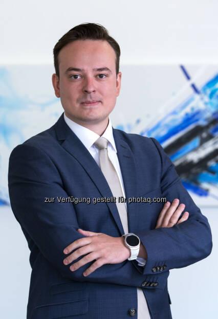 Andreas Perotti ist neuer Bereichsleiter für Corporate Communications & Marketing der FACC AG. - FACC AG: Andreas Perotti leitet neuen Bereich Corporate Communications & Marketing der FACC AG (Fotocredit: Georg Tiefenthaler), © Aussender (21.07.2017)