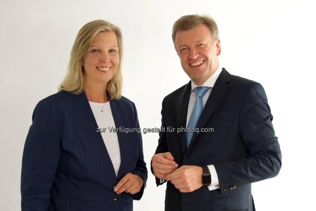 Asfinag: Aufsichtsrat bestellt Karin Zipperer und Klaus Schierhackl als neues Vorstands-Duo der ASFINAG (Fotocredit: ASFINAG), © Aussender (21.07.2017)