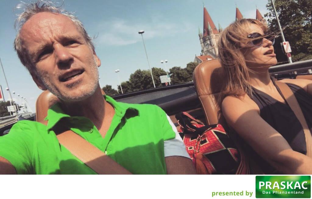 Autofahrt, Singen mit Elke Koch, AT&S (22.07.2017)