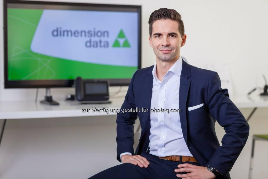 Dimension Data: Jürgen Horak, CEO Dimension Data Austria (Fotograf: Markus Lang / Fotocredit: Dimension Data), © Aussender (24.07.2017)