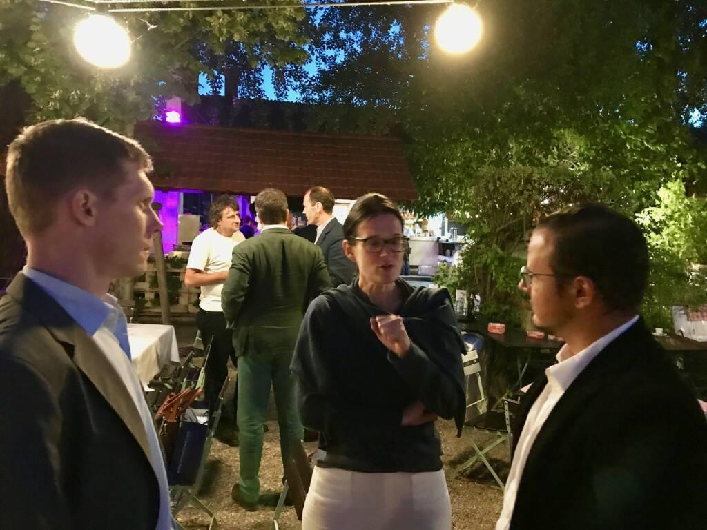 Bettina Schragl (Immofinanz) im Gespräch (26.07.2017)