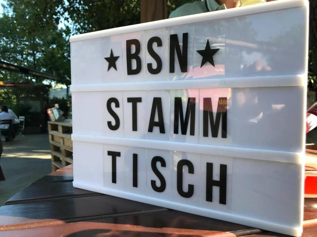 BSN Stammtisch (26.07.2017)