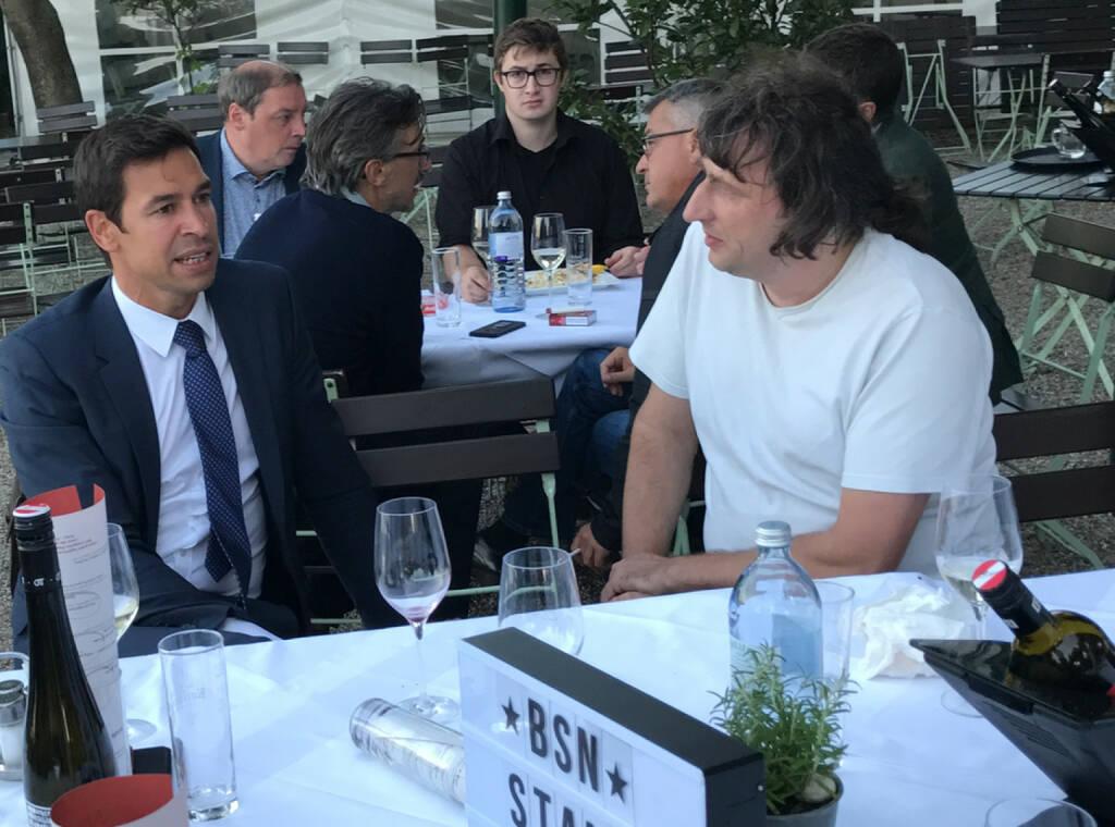 Michael Oplustil (Uniqa) im Gespräch (26.07.2017)