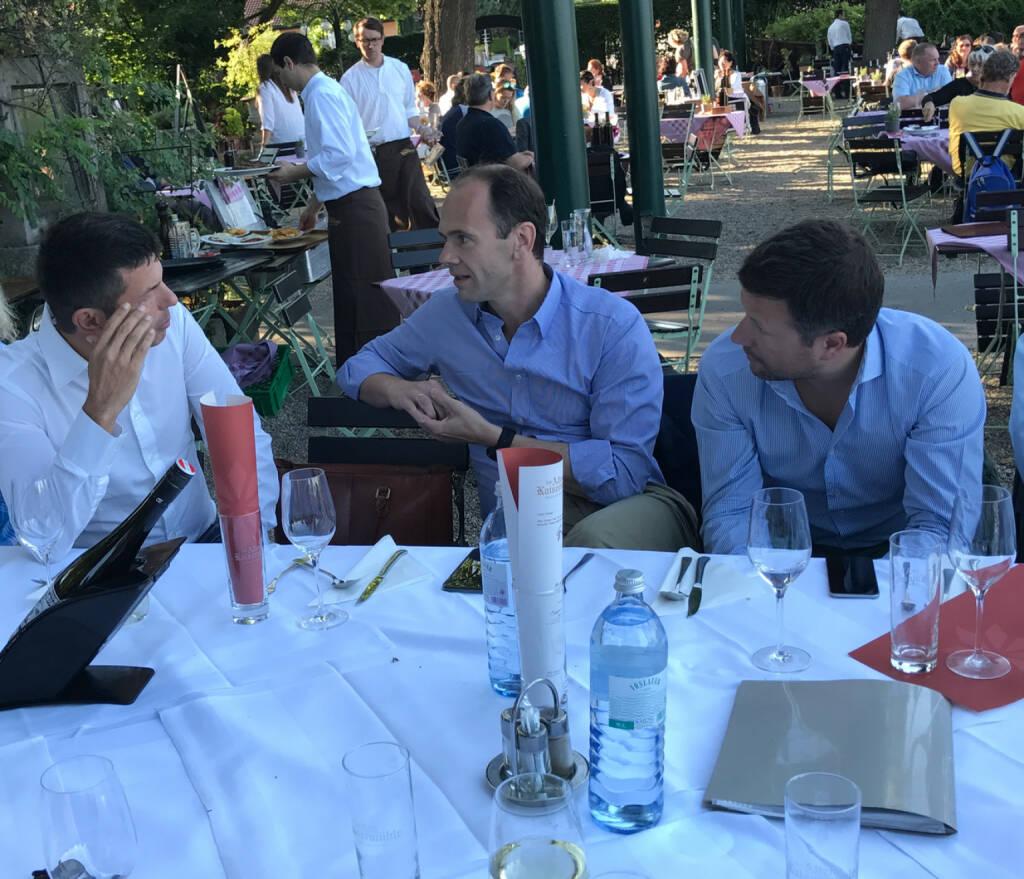 Thomas Niss und Martin Foussek (Own Austria) im Gespräch (26.07.2017)