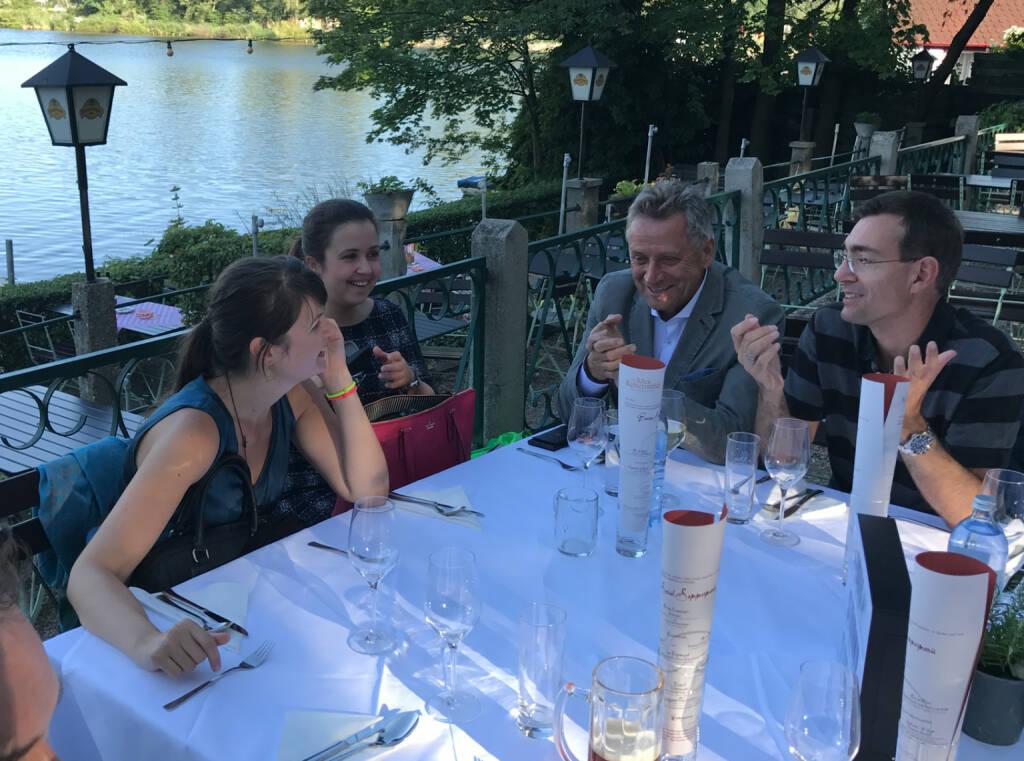 1. Börse Social Magazine Abonnenten-Stammtisch (26.07.2017)