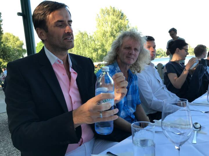 Gerhard Massenbauer, Gerald Dürrschmid (beide werden im nächsten Magazine unter den Autoren sein)