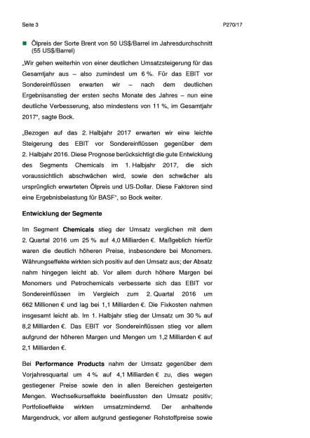 BASF - Q2, Seite 3/6, komplettes Dokument unter http://boerse-social.com/static/uploads/file_2296_basf_-_q2.pdf (27.07.2017)
