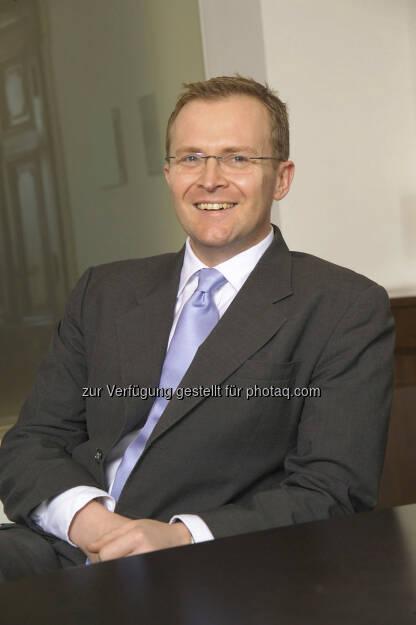 Andreas Lessmann verstärkt zum 1. November 2012 das Team des unabhängigen Vermögensverwalters Fidelity Worldwide Investment in Wien (15.12.2012)