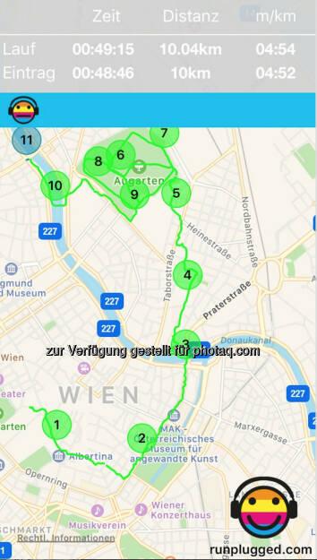 Von der Wiener Börse in den Augarten und dort rum (27.07.2017)