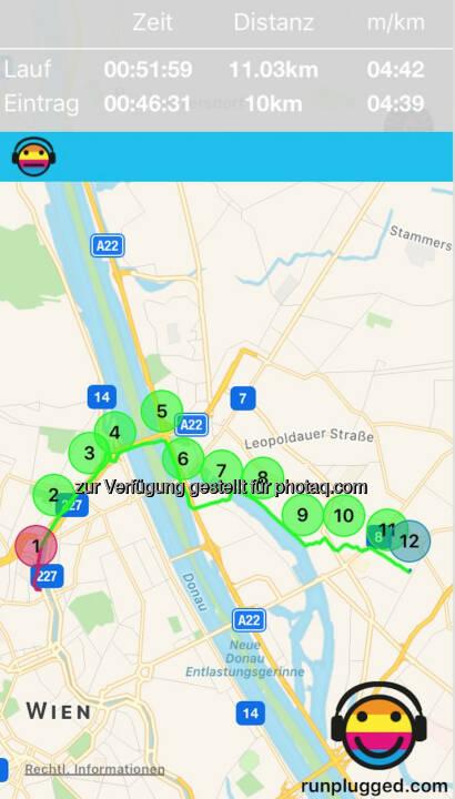 Nach Donaustadt