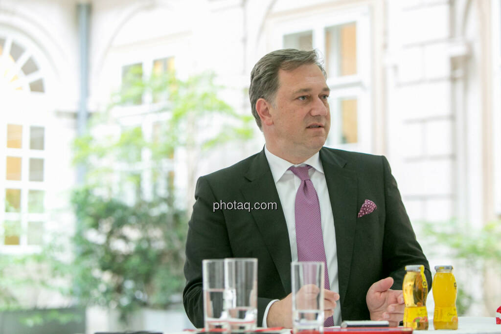 Nico Baader (Baader Bank), © Martina Draper/photaq (30.07.2017)