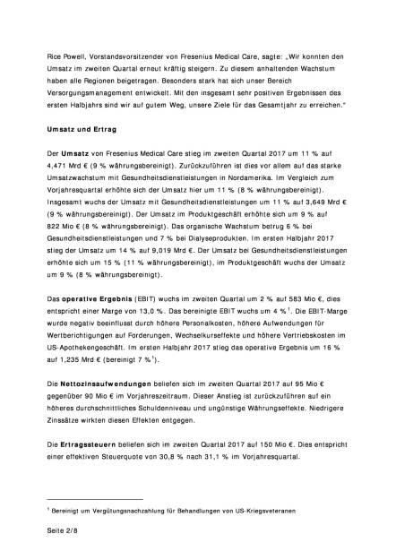 FMC: Q2, Seite 2/8, komplettes Dokument unter http://boerse-social.com/static/uploads/file_2303_fmc_q2.pdf (01.08.2017)