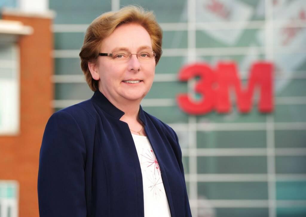 3M Deutschland GmbH: Christiane Grün neuer Managing Director, Fotocredit: 3M , © Aussender (01.08.2017)