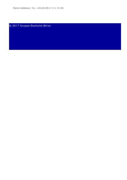 Kassamärkte der Deutschen Börse setzen im Juli 118,9 Milliarden Euro um, Seite 2/2, komplettes Dokument unter http://boerse-social.com/static/uploads/file_2304_kassamarkte_der_deutschen_borse_setzen_im_juli_1189_milliarden_euro_um.pdf (01.08.2017)