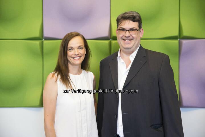 BM für Bildung: Sonja Hammerschmid und Oskar Deutsch: Kampf gegen Antisemitismus verstärken (Fotograf: Christoph Dunker / Fotocredit: BKA)