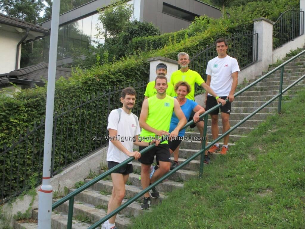 RunInc. Treppentraining auf der Markwardstiege (04.08.2017)