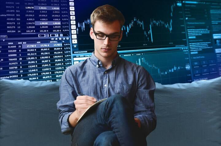 Analyse, Chart, Aktie, untersuchen, nachdenken, Startup, Fintech (Bild: Pixabay/geralt https://pixabay.com/de/unternehmer-start-start-up-chart-2411763/ )