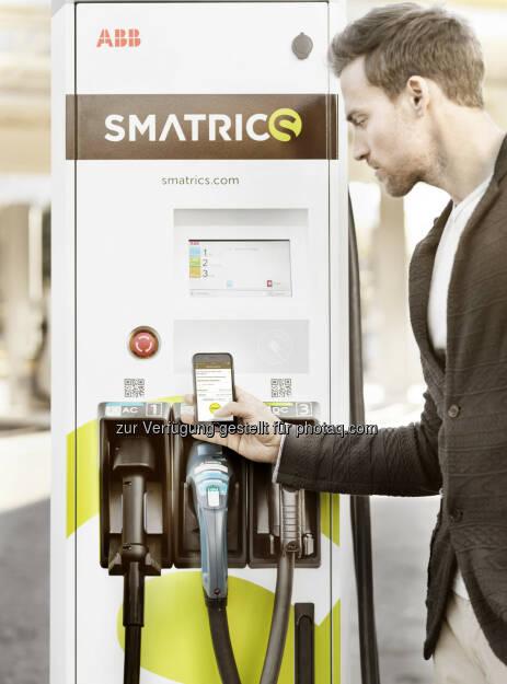 SMATRICS GmbH & Co KG: Europäisches Forum Alpbach fährt erstmals nachhaltig – SMATRICS als Mobilitätspartner (Fotocredit: SMATRICS), © Aussendung (09.08.2017)