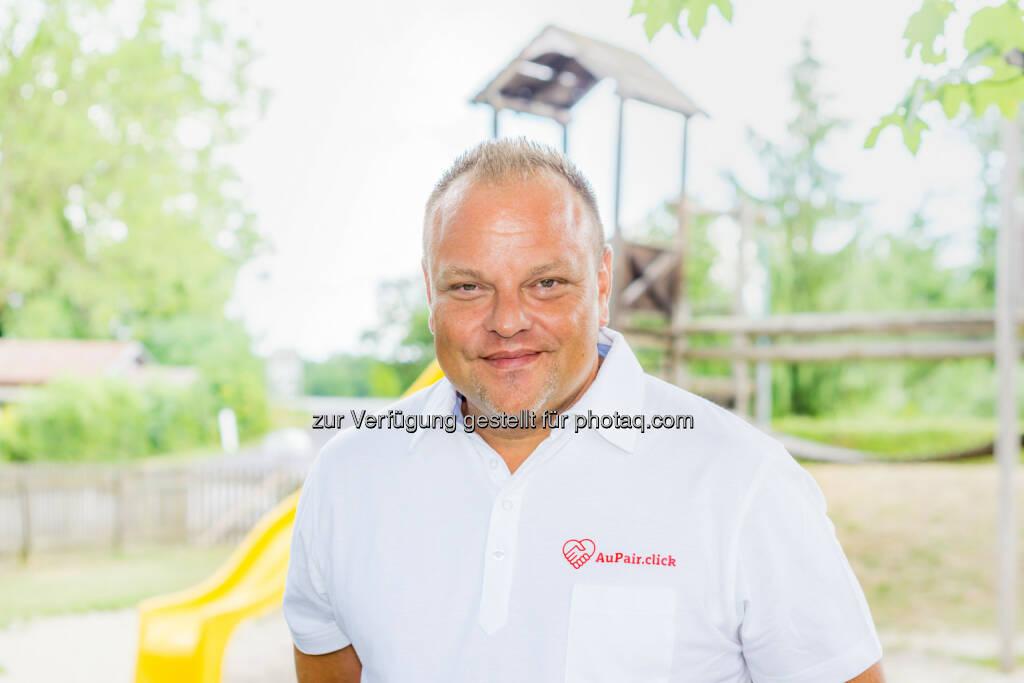 Alexander Rief - Gründer AuPair.click - AuPair.click GmbH: Startup aus Oberösterreich vermittelt weltweit AuPairs (Fotograf: Christian Pecksteiner / Fotocredit: AuPair.click), © Aussender (09.08.2017)