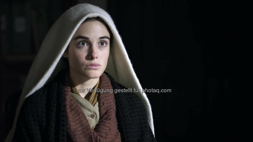 Katia Miran als Bernadette Soubirous - Bibel TV: Das Wunder von Lourdes (Foto) (Fotocredit: Bibel TV), © Aussendung (17.08.2017)
