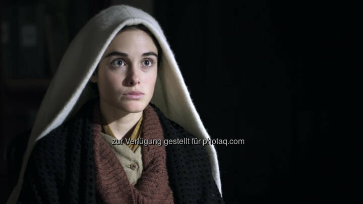 Katia Miran als Bernadette Soubirous - Bibel TV: Das Wunder von Lourdes (Foto) (Fotocredit: Bibel TV)