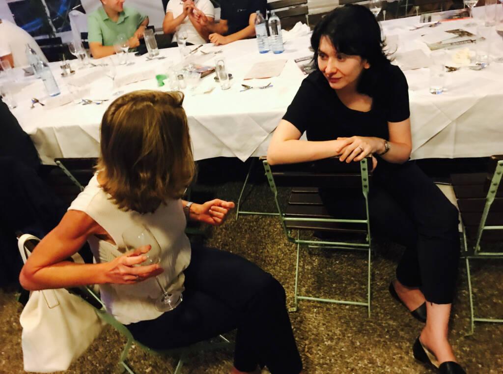 Doris Gstatter, Diana Klein (17.08.2017)