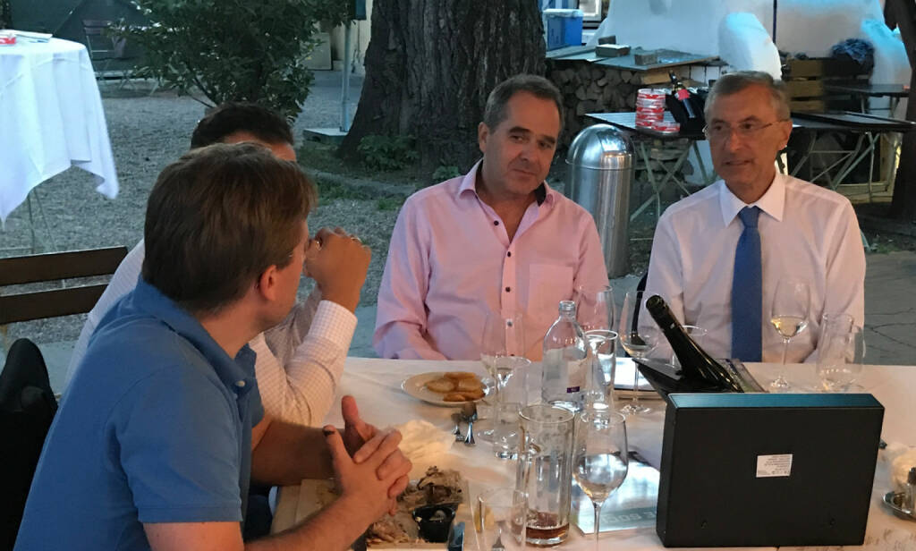Wolfgang Matejka und Thomas Birtel im Talk (17.08.2017)