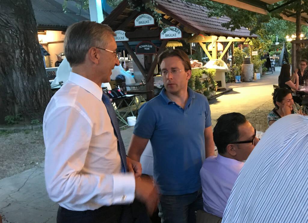 Thomas Birtel im Talk (17.08.2017)