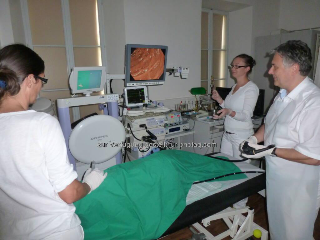 IG Endoskopie: Österreichweiter Zusammenschluss der endoskopierenden Ärztinnen und Ärzte (Fotograf: Christian Bauer / Fotocredit: Dr. Oppeck), © Aussender (21.08.2017)