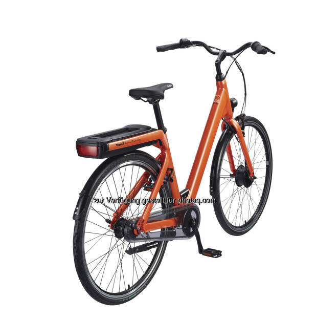 TranzX: Stylish durchs Leben - mit den neuen MAVIS E-Bikes von TranzX (Fotocredit: TranzX), © Aussendung (23.08.2017)