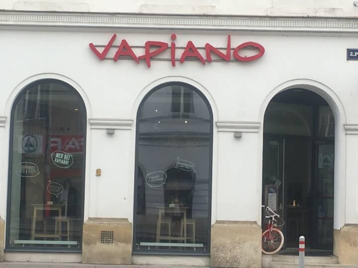 Vapiano, Wien, Praterstraße