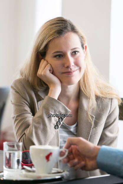 Claudia Gamon (JuLis/Neos), © finanzmarktfoto.at/Martina Draper (23.05.2013)