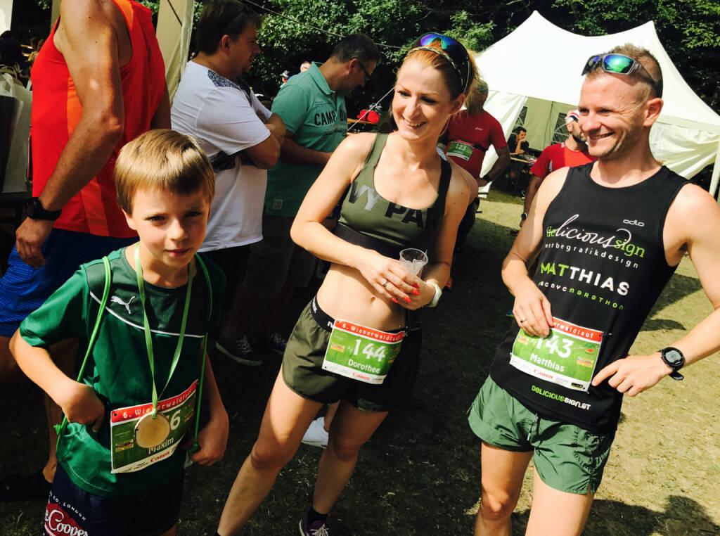 Sohnemann mit Dorothee und Matthias Bauer (27.08.2017)