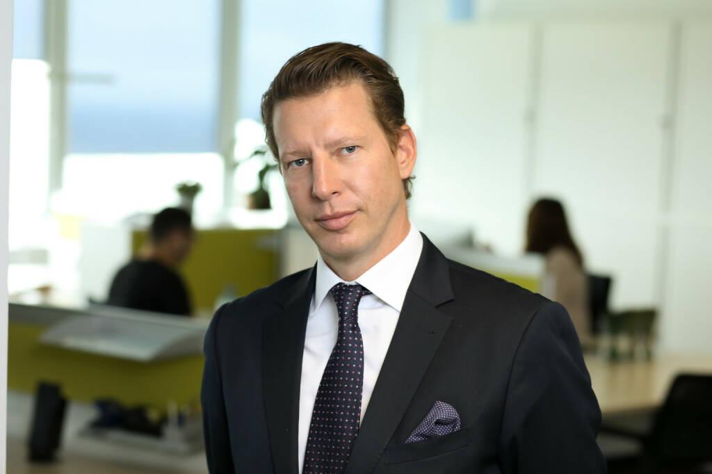 Das neu gegründete Tochterunternehmen der GNK Media House, die ImmoContent GmbH, wird ab 01.09.2017 von Daniel Deutsch als Geschäftsführer geleitet; Fotocredit: GNK Media House/Katharina Schiffl, © Aussender (30.08.2017)