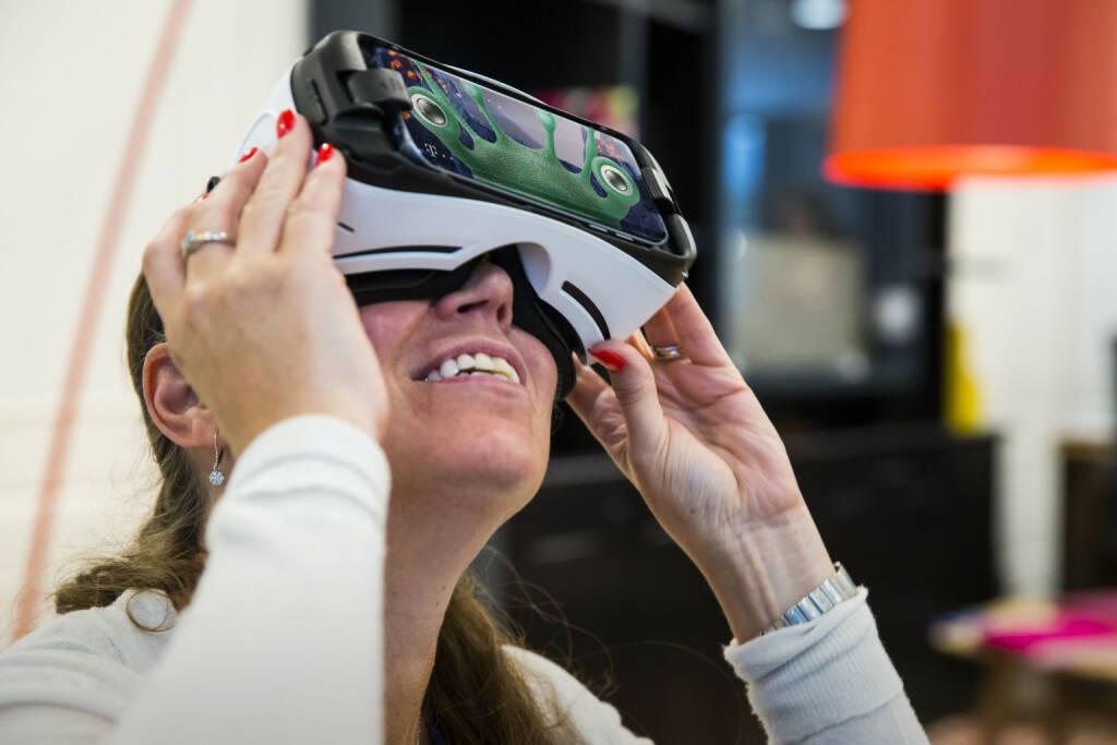 """Deutsche Telekom unterstützt Demenzforschung durch Virtual Reality-Spiel """"Sea Hero Quest VR"""", Bild: Deutsche Telekom, © Aussendung (30.08.2017)"""