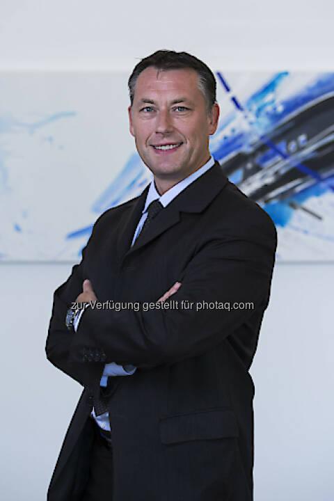 Harald Schömig ist als Vice President Internal Audit bei FACC tätig, Foto: Fotocredit: Georg Tiefenthaler