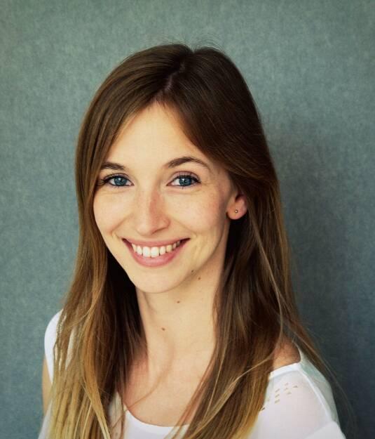 Marie Bohm (28) verstärkt das Vorarlberg-Büro der Kommunikatonsberatung wikopreventk, Bild: wikopreventk, © Aussender (31.08.2017)