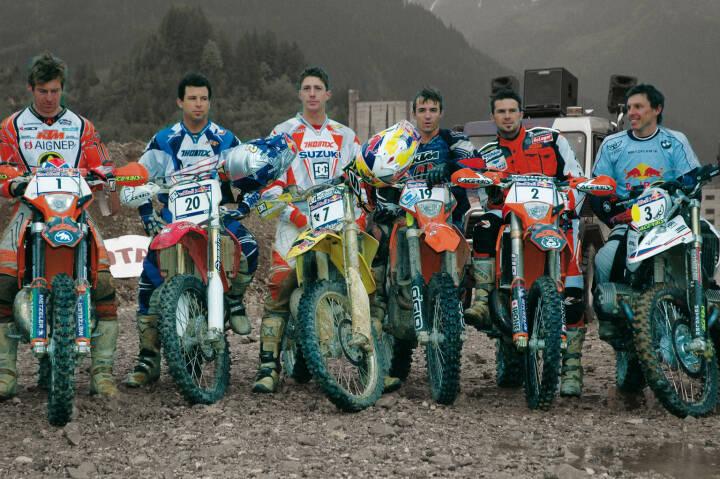 Erzbergrodeo GmbH: Motocross, KTM, PS; Bild: Fotocredit: Erzbergrodeo