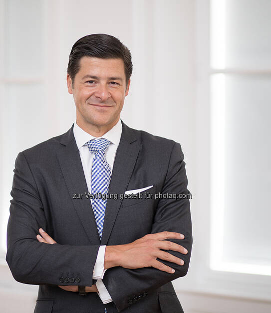 Carlos Mendez de Vigo, Vorstand der C-QUADRAT Investment AG, Bild: C-Quadrat 2017 (01.09.2017)