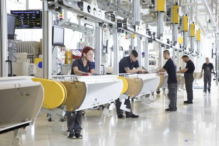 FACC unterzeichnet Großauftrag mit Airbus, Bild: Airbus