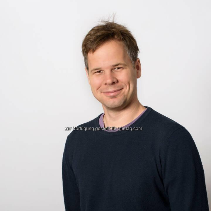 Maximilian Jösch kam Anfang 2017 an das IST Austria - IST Austria: Zwei ERC Starting Grants für IST Austria Professoren (Fotograf: Paul Pölleritzer / Fotocredit: IST Austria)