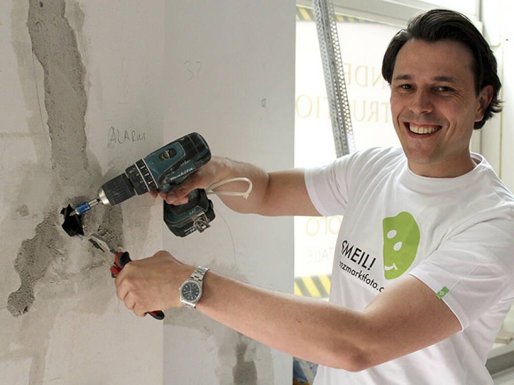 Handwerker Smeil! Rudolf Brenner, Philoro (23.05.2013)