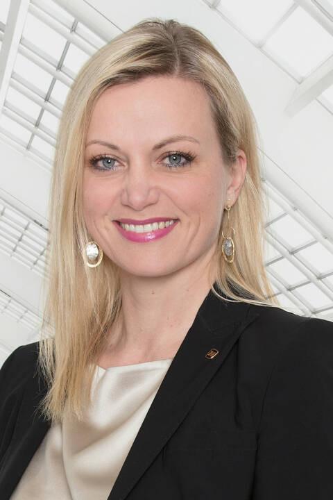 Novomatic: Erfolg für Admiral - Bewilligung in Niederösterreich rechtskräftig, Monika Poeckh-Racek, Vorstandsvorsitzende der Admiral Casinos & Entertainment AG; Fotograf: Sebastian Philipp, Fotocredit: Novomatic