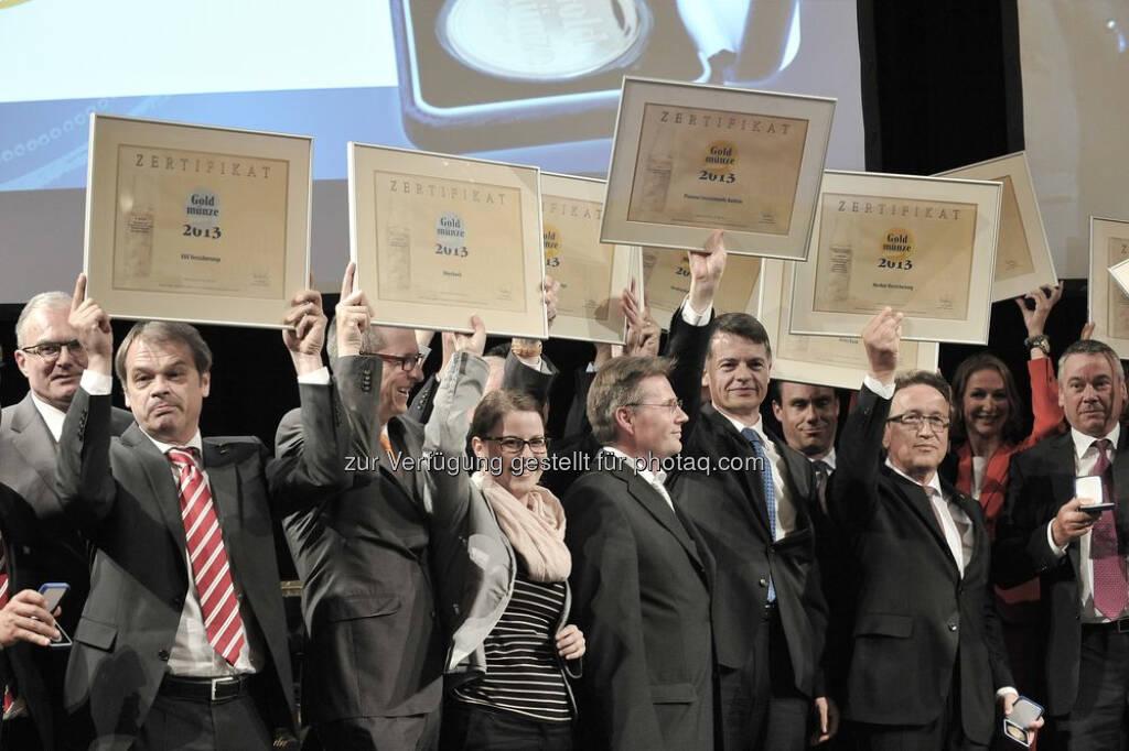 Siegerbild Goldmünze 2013, © Gold-Münze / Patockova (24.05.2013)