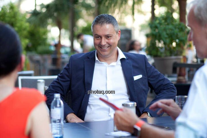 Oliver Schumy, CEO Immofinanz - (Fotocredit: Michaela Mejta für photaq.com)