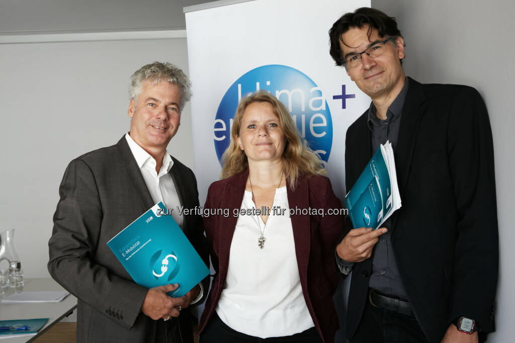 Klima- und Energiefonds: Faktencheck E-Mobilität: E-Autos schonen Umwelt und Geldbörse - BILD/ANHANG (Fotocredit: Klima-und Energiefonds/APA-Fotoservice/Roßboth), © Aussender (07.09.2017)
