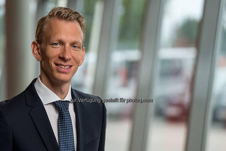 Sebastian Wolf, CFO Rosenbauer, Bild: Rosenbauer