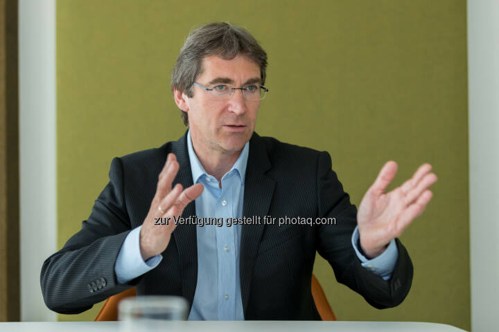 Franz Portisch, Generalsekretär des Österreichischen Sparkassenverband; Fotocredit: Hinterramskogler