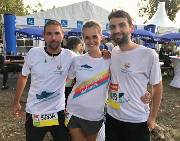 Runplugged RUN.derland : Andreas Sorsky, Adina Zimmermann, Ralph Zimmermann